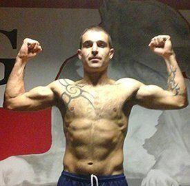 Andoni Domínguez, 72kgs (71-74kgs)