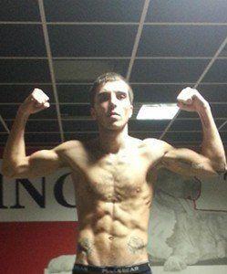 Asier Larrinaga LARRI JR 59kgs (58-62kgs)