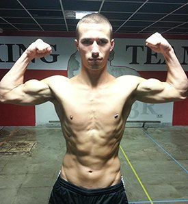 Jon Kamiruaga 70kgs (69-71kgs)