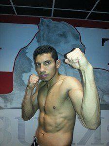 Luis González EL INKA, 64kgs (64-65kgs)