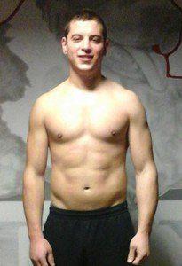 Oier Esteban, 92kgs (90-95kgs)