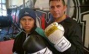 Edwin Tellez y Jose Garcia