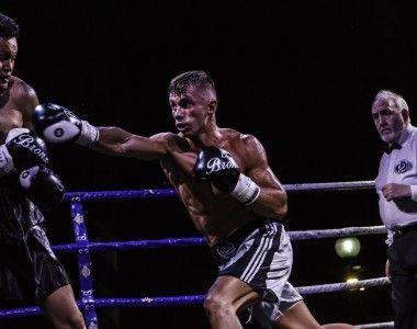 Ion Costin vs Reinaldo Cagina