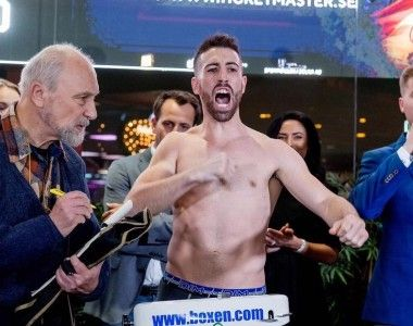 Sandor Martin también estará en el Casino Gran Madrid el próximo 22 marzo
