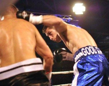 """Jon Míguez: """"Derrotar a Danny Ball es posible si demuestro que mi boxeo ha evolucionado"""""""