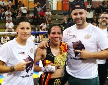 Yolanda Ramos se proclama campeona de España ante Catalina Díaz