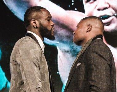 """Luis `King kong´ Ortiz: """"Wilder  dice que me va a noquear… Quiero verlo cuando lo intente"""""""