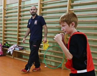 Schoolboys, un paso historico para el boxeo español