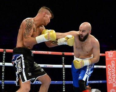 Mustafa Chadlioui vs Orial Kolaj