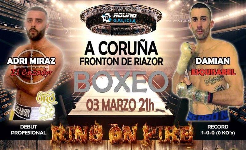 boxeo coruña 3 marzo