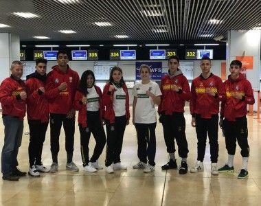 El Equipo Nacional Joven  viaja a Brandenburgo