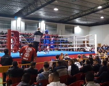 Buen ambiente y excelentes combates este fin de semana en Coria del Rio