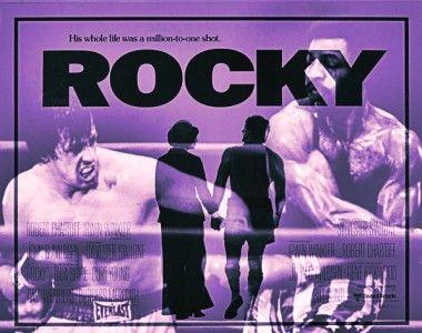 Sin Final en el guión… Rocky