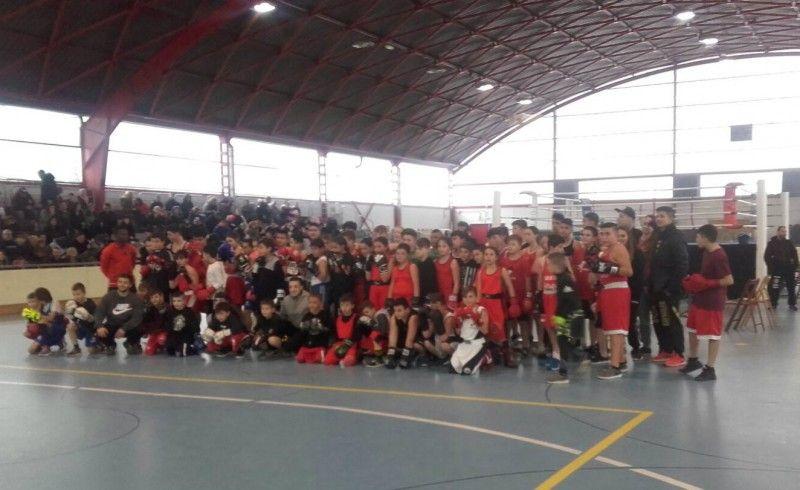 jornada de box cataluña