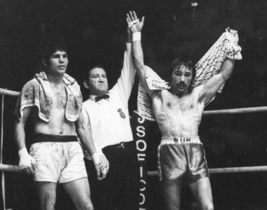 """José Luis """"Dum Dum"""" Pacheco – Caballero Legionario, campeón de boxeo y actor secundario !"""