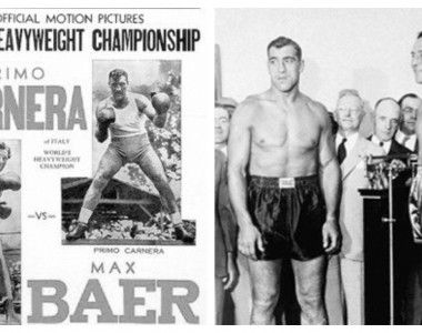 Max Baer, un campeón extraordinario de una época extraordinaria — Por José Abalos