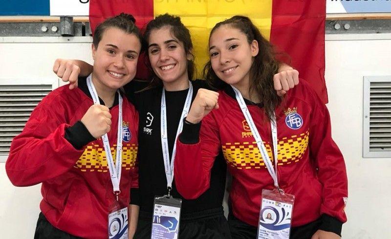 chicas selección española
