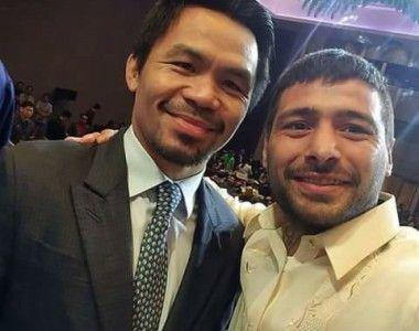 """Manny Pacquiao Vs Lucas Matthysse: """"Un cara a cara de Caballeros"""""""