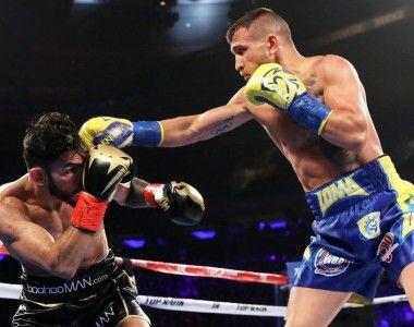 Un Lomachenko de récord, vence a Linares en un combate extraordinario