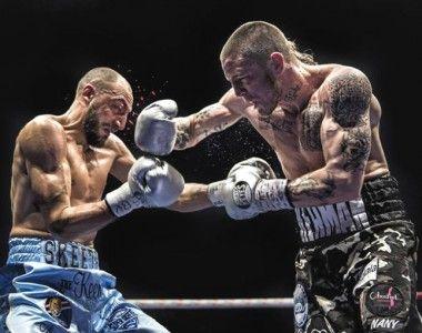 """Kerman Lejarraga: """"Si Di Rocco habla sobre el ring como lo hace fuera… será una gran pelea"""""""