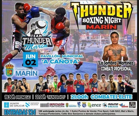 thunder noche 3