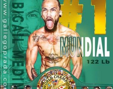Abigail Medina sube al primer puesto en las listas del Consejo Mundial de Boxeo…el campeonato del mundo más cerca