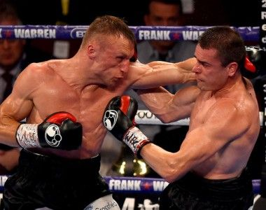 Aitor Nieto no pudo conseguir la victoria frente a James Metcalf, en una de las mejores peleas de su carrera