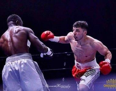 Abdessamad Nechchad luchará el viernes por el Título Mediterráneo del WBC en Alemania
