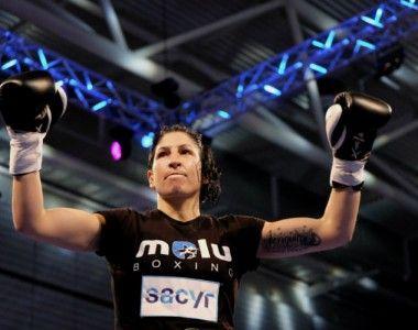 Miriam Gutiérrez disputará el Título de Europa el 22 de marzo