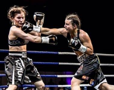 Katharina Thanderz se lesiona y pospone la defensa de su título de Europa