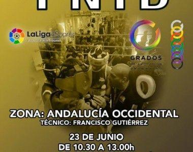 Plan Nacional de Tecnificación Deportiva el 23 de junio en Coria del Rio