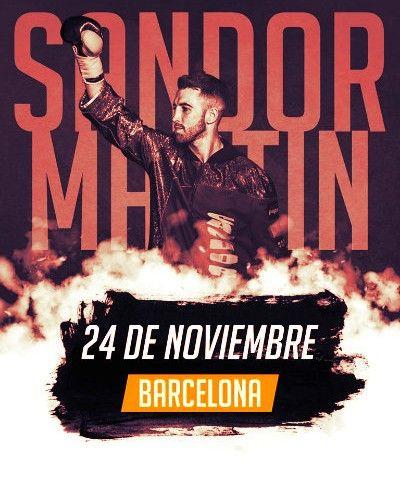 sandor noviembre barcelona 2