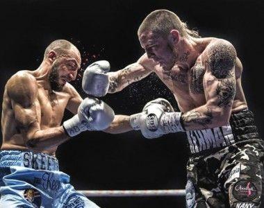"""Kerman Lejarraga : """"Afronto cada combate… como si el Mundo empezase y acabase la noche de la pelea"""""""