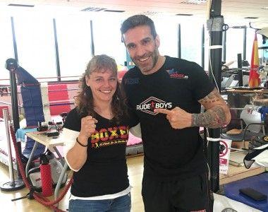 Maria Jesus Rosa – La primera campeona mundial del boxeo español