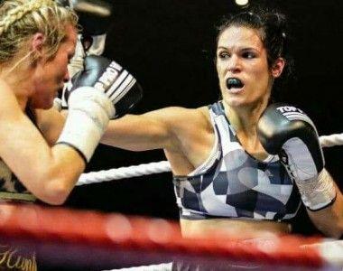 """Mary Romero: """"Me gustaría pelear otra vez con Melania Sorroche"""""""