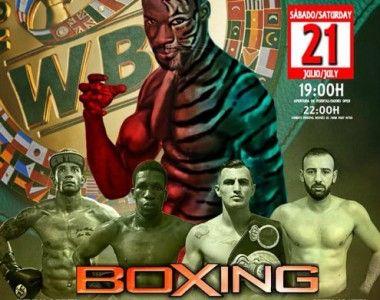 Cheikh Dioum vuelve al ring el próximo 21 de julio con título de por medio