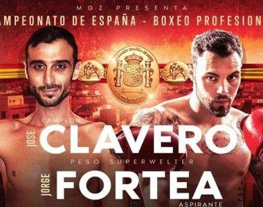 López Clavero y Jorge Fortea superan el primer prepesaje