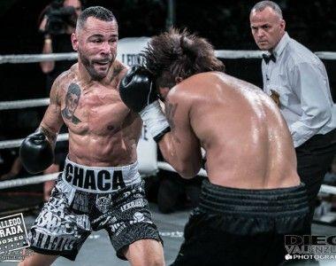 """Isaac Real: """"Seguiré boxeando mientras disfrute sobre el ring"""""""