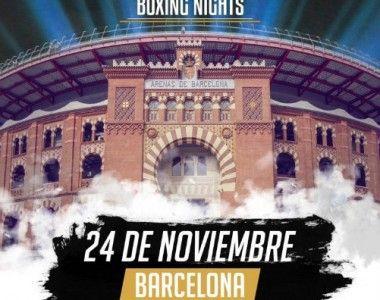 """Sandor Martín protagonista en """"Las Arenas de Barcelona"""" el 24 de noviembre"""