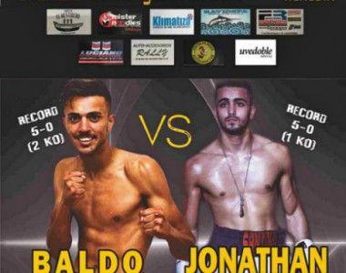 Este sábado Baldo Mira Vs Jonathan Santana, duelo de `gallos´ en Málaga