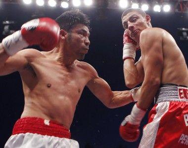 El mexicano Jonny Navarrete sustituye a Di Rocco como rival de Kerman en Marbella