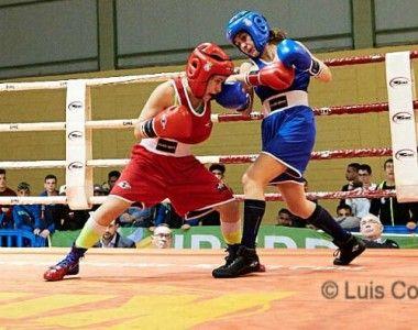 El equipo femenino al torneo internacional de Tailandia