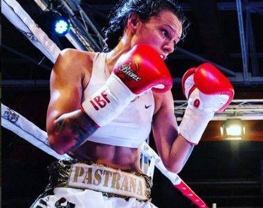 Joana Pastrana defiende este sábado su título mundial IBF ante Arrazola