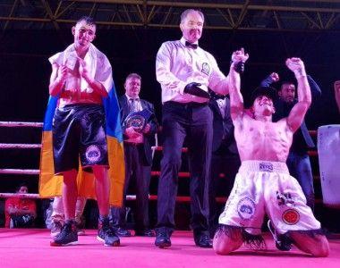 "Sebastián ""Látigo"" Pérez se proclama campeón de España y de la Unión Europea al vencer a Jacob Barreto"