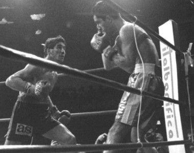 Se cumplen 30 años de la victoria de Poli Díaz ante Luca De Lorenzi