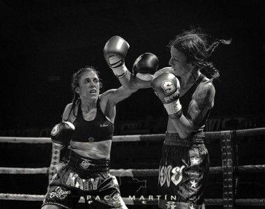 Promotions Boxing Kas quiere que Caty Díaz dispute el título de Europa en Andalucía