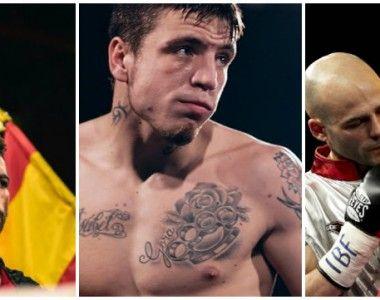 Un excelente año para nuestro boxeo: 3 campeones de Europa y 4 aspirantes oficiales