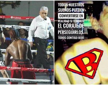 """Sevilla se volcó con Yeray """"El Bebe"""""""