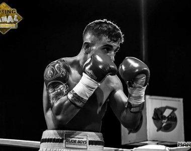 Jairo Noriega busca su tercera victoria como profresional