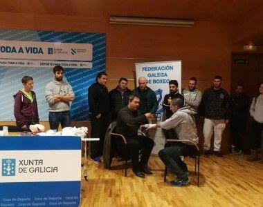 Curso de vendaje en Galicia…una buena manera de prevenir lesiones